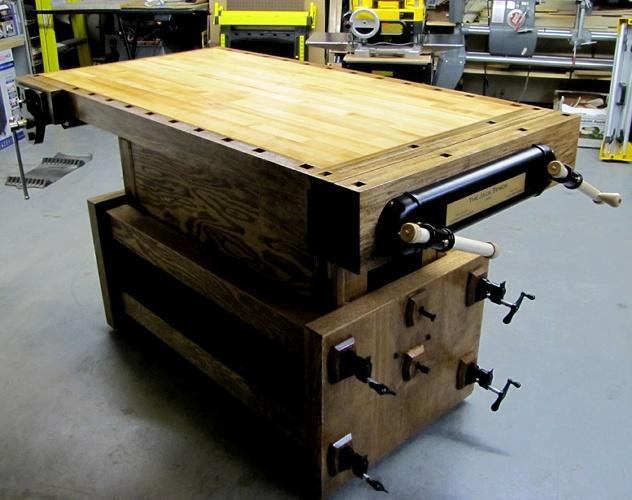 Garage Workbench