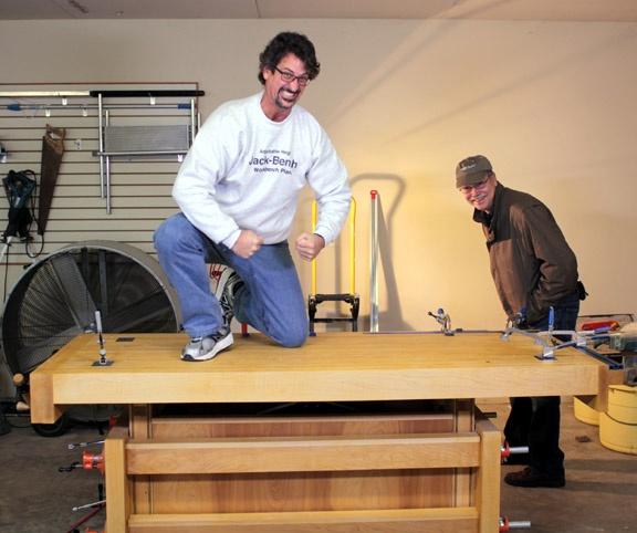 Scott Philips Workbench