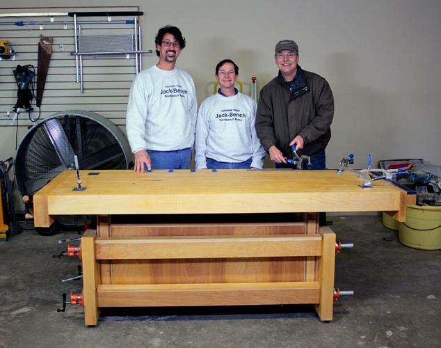 Scott Philips Workbench