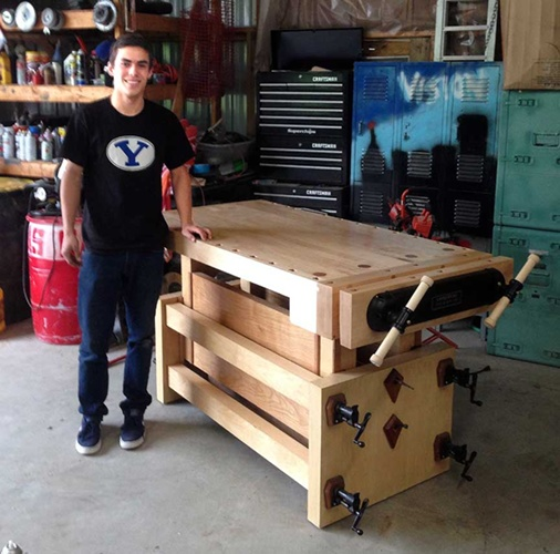 Winning Workbench Design