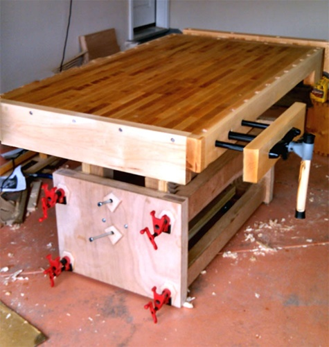 Workbench Design
