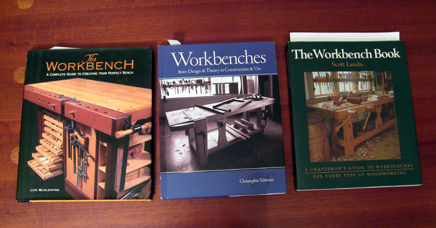 Workbench books